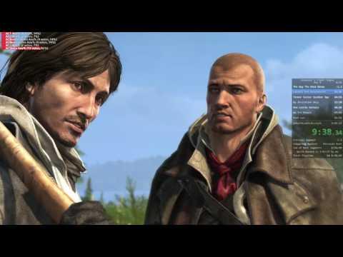 Assassin's Creed: Rogue Any% Speedrun (2:59:50 RTA)