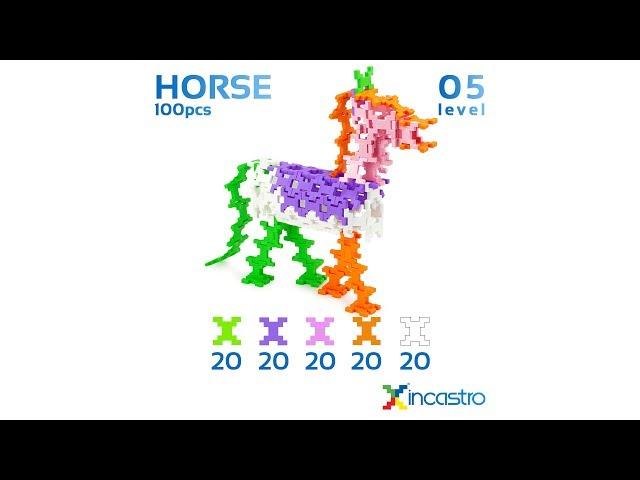 INCASTRO | Level 5 | Horse