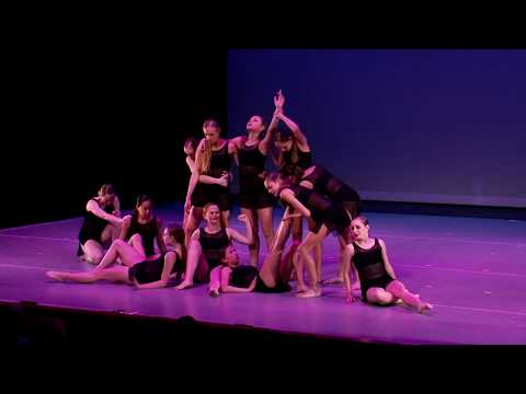 """The Rescue"" as performed at Colorado School of Dance Recital 2018"