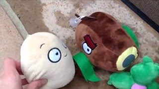 Plants vs Zombies Plush: Big Trouble, Little Zombie!