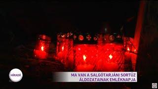 Ma van a salgótarjáni sortűz áldozatainak emléknapja