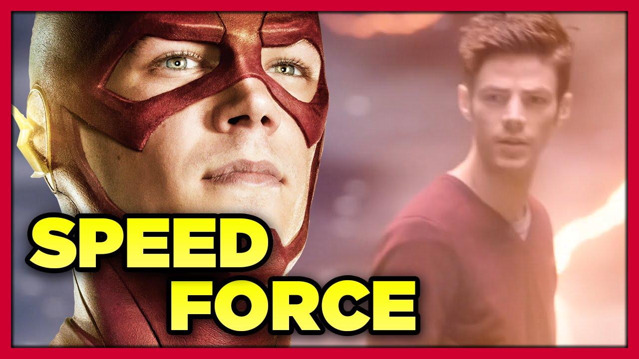 The Flash S02e21