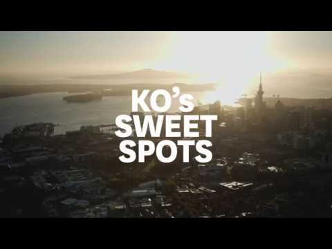 Lydia Ko's Sweet Spots in Auckland New Zealand