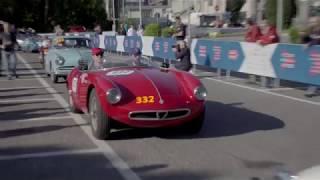 Alfa Romeo @1000Miglia. Breath-taking landscapes, unique emotions. thumbnail