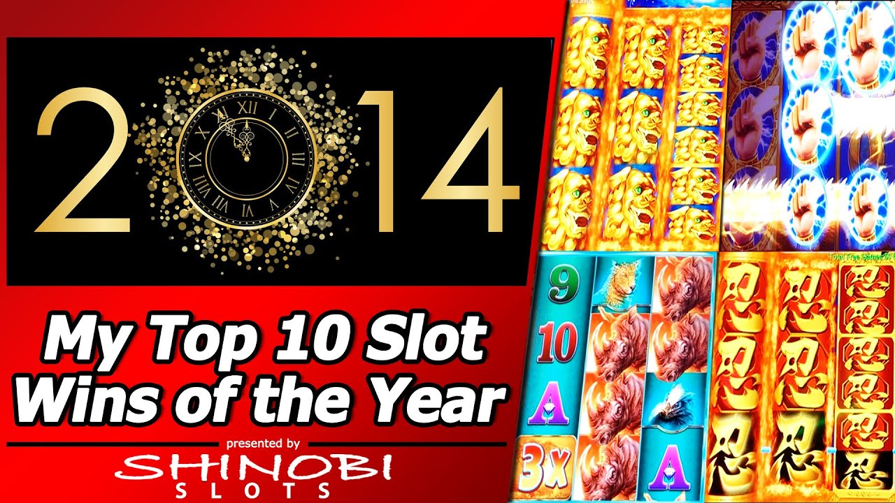 best slot wins 2014