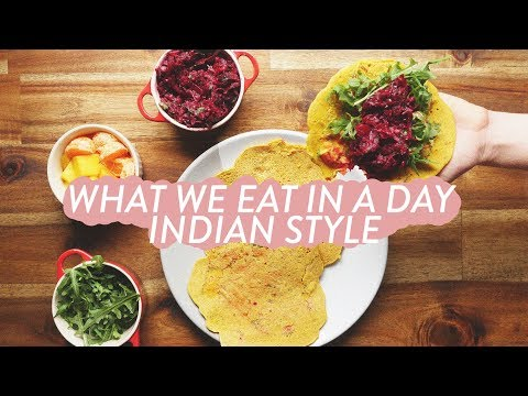 What I Eat In A Day | Indian Style