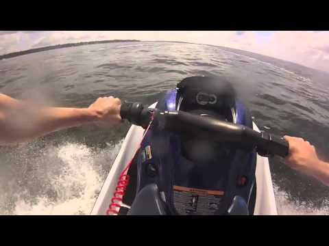 Greenwich Cove to Quonset via WaveRunner - July 14 2013