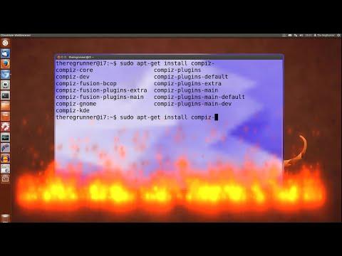 Ubuntu : Wo gibt es die Spezialeffekte noch ?