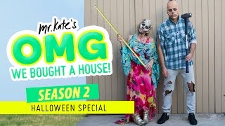 Halloween Special | OMG We Bought A House!