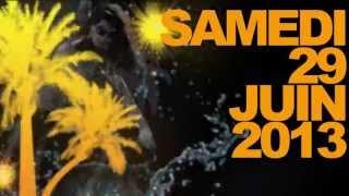 SUMMER SENSATION @ Hilton Evian-les-Bains (Official Trailer 2013)