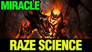 Miracle- And The Raze Science In 7.13 - Dota 2