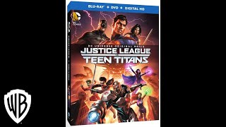 """Justice League Vs Teen Titans"" Trailer"