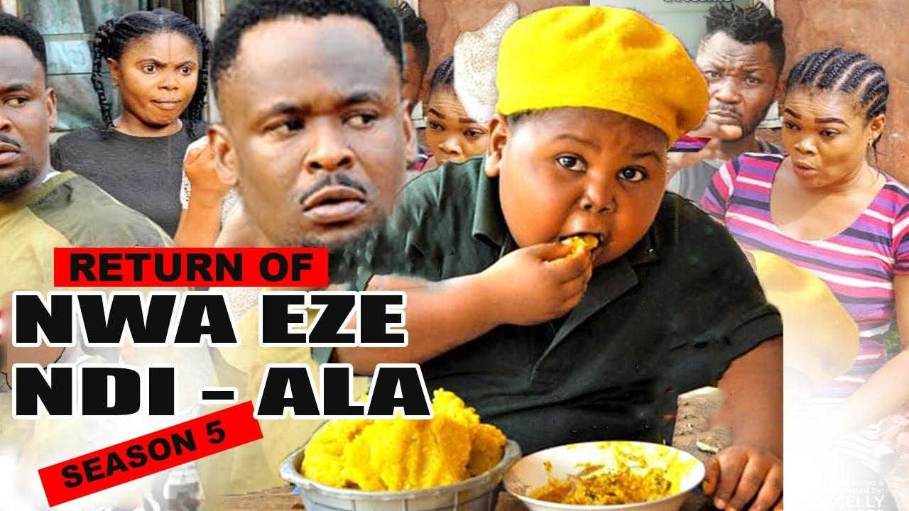 Download RETURN OF NWA EZE NDI ALA 5 | Latest 2020 Nigerian Nollywood Movie Full HD