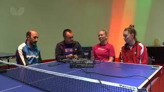 Женская сборная России. Интервью после Командного чемпионата мира-2018