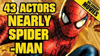 43 Actors Nearly SPIDER-MAN