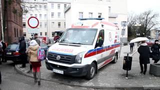 Alarm bombowy w Sądzie Okręgowym w Olsztynie