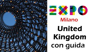 Expo Milano UK Inghilterra