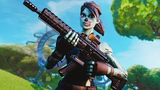 Fortnite - New tactical assault rifle gameplay