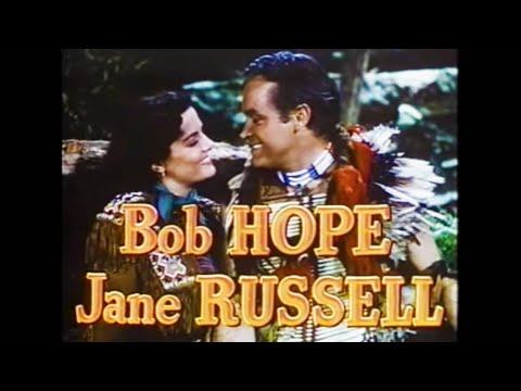 "Bob Hope in ""The Paleface"" Vintage Movie Trailer (1948)"