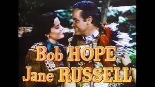 """Bob Hope in """"The Paleface"""" Vintage Movie Trailer (1948)"""