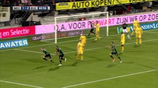 NEC - Roda JC Kerkrade [samenvatting] 14 december 2013