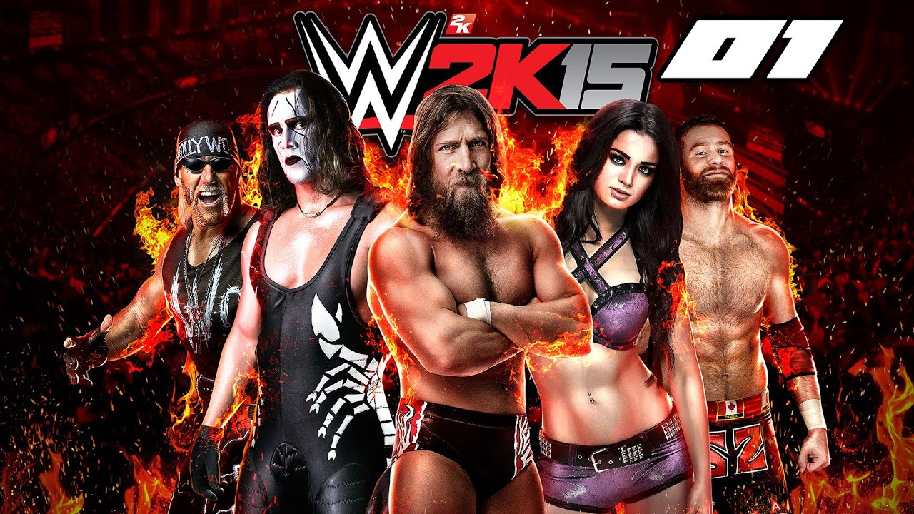 how to play wwe 2k15 on pc with keyboard