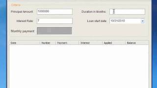 free mortgage loan calculator