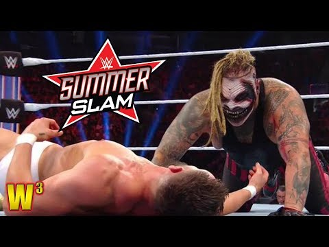WWE Summerslam 2019 Review   Wrestling With Wregret