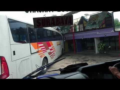 Surabaya - Jogja Semakin Cepat Via Tol Panjang Bersama PO. EKA CEPAT