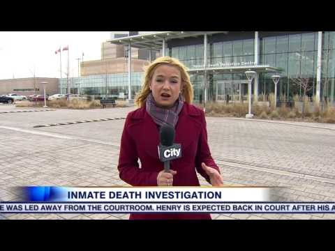 Video: Inmate dies following fight at Toronto jail