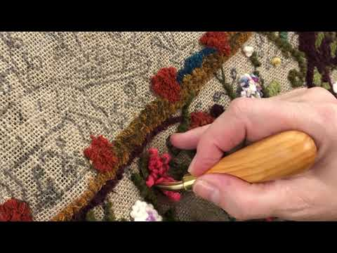 Rug Hooking Techniques You