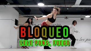 BLOQUEO / LELE PONS, FUEGO / ZUMBA
