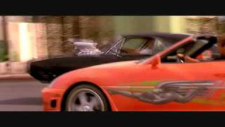 Fast and Furious 1 2 3 4 ( High Speed Chase video and lyrics fast five soundtrack )song