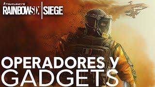 Rainbow Six Siege - Operación Chimera I Gadgets y Habilidades de Finka y Lion