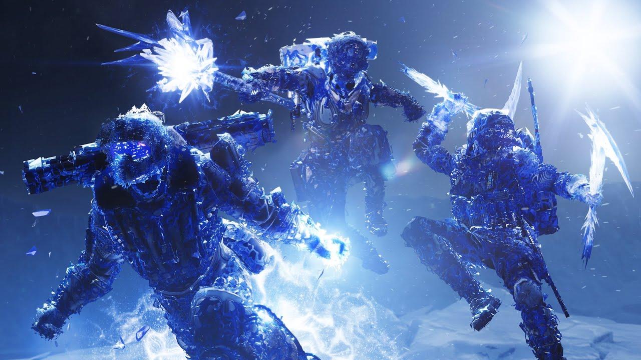 Destiny 2: Más allá de la Luz - Estasis - Tráiler del juego [ES] - YouTube