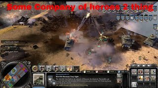 Some company of heroes 2 thing