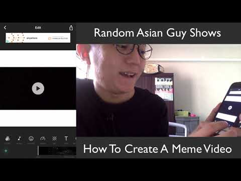How to create a meme video
