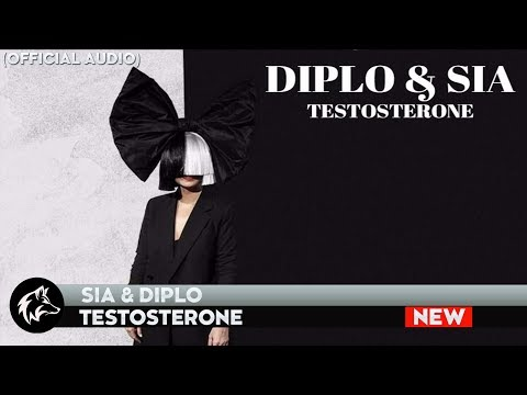 Diplo & Sia - Testosterone (Official Audio)