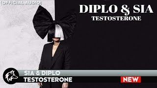Diplo u0026 Sia - Testosterone (Official Audio)