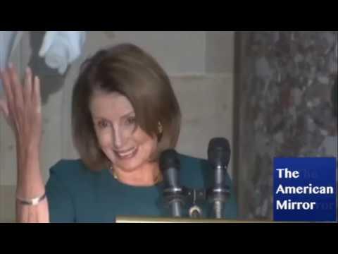 Nancy Pelosi repeatedly slurs, flubs name of Capitol honoree Lin-Manuel Miranda