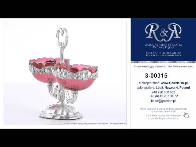 3-00315 - Galeria Srebra i Światła R&R