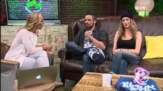 Shaun Bate feat. Sirona zu Gast bei NRW LIVE (Interview)