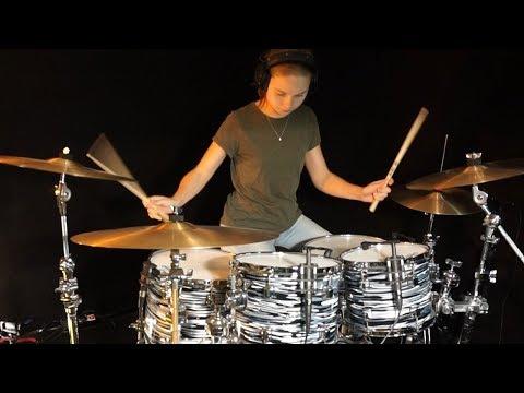 Childs Anthem Toto; drum   Sina