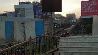 swachh aur surakshita  bharat abhiyan / andheri bridge collapse video 2