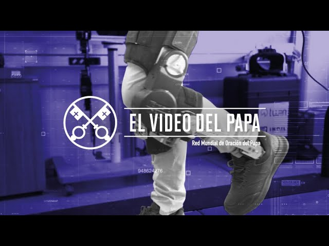 "Video del Papa: avance de la robótica e inteligencia artificial sea ""humano"""