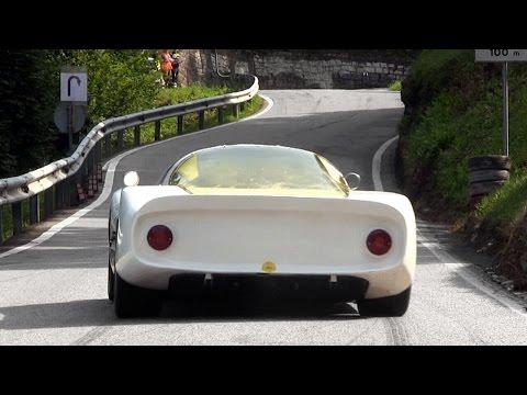 1966 Porsche 906 Carrera 6 Sound In Action On Hillclimb