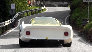 1966 Porsche 906 Carrera 6 Sound In Action On Hillclimb