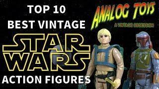 Top 10 Best Vintage Star Wars Action Figures - Kenner Collection