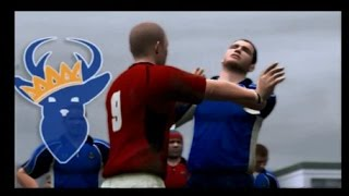 Rugby 08 - Last EA Rugby game Gameplay