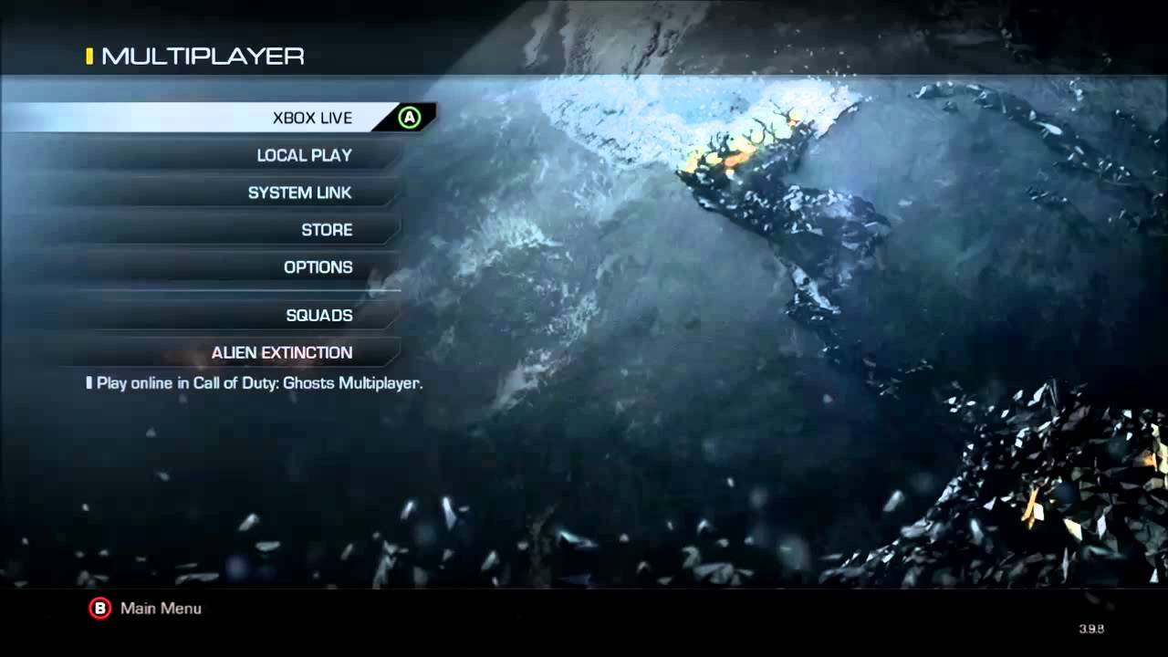 Call of Duty Ghosts New Multiplayer Menu Music (4/3/14 ...